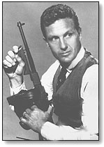 Robert Stack as Elliott Ness