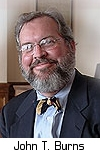 County Attorney John Burns