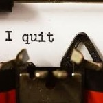 Letter from disgusted teacher: 'I quit'